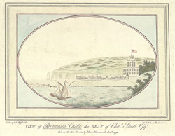 View of Brownsea Castle, the Seat of Chas. Sturt, Esq.